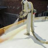 natrysk pianką poliuretanową
