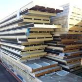 płyty warstwowe poliuretanowe dachowe