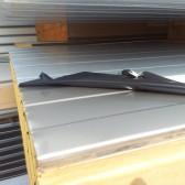 płyta warstwowa z blachą kwasoodporną