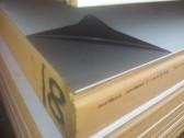Płyta mroźnicza w rdzeniu poliuretanu 150mm z blachą kwasoodporną w cenie 85zł m2 netto!
